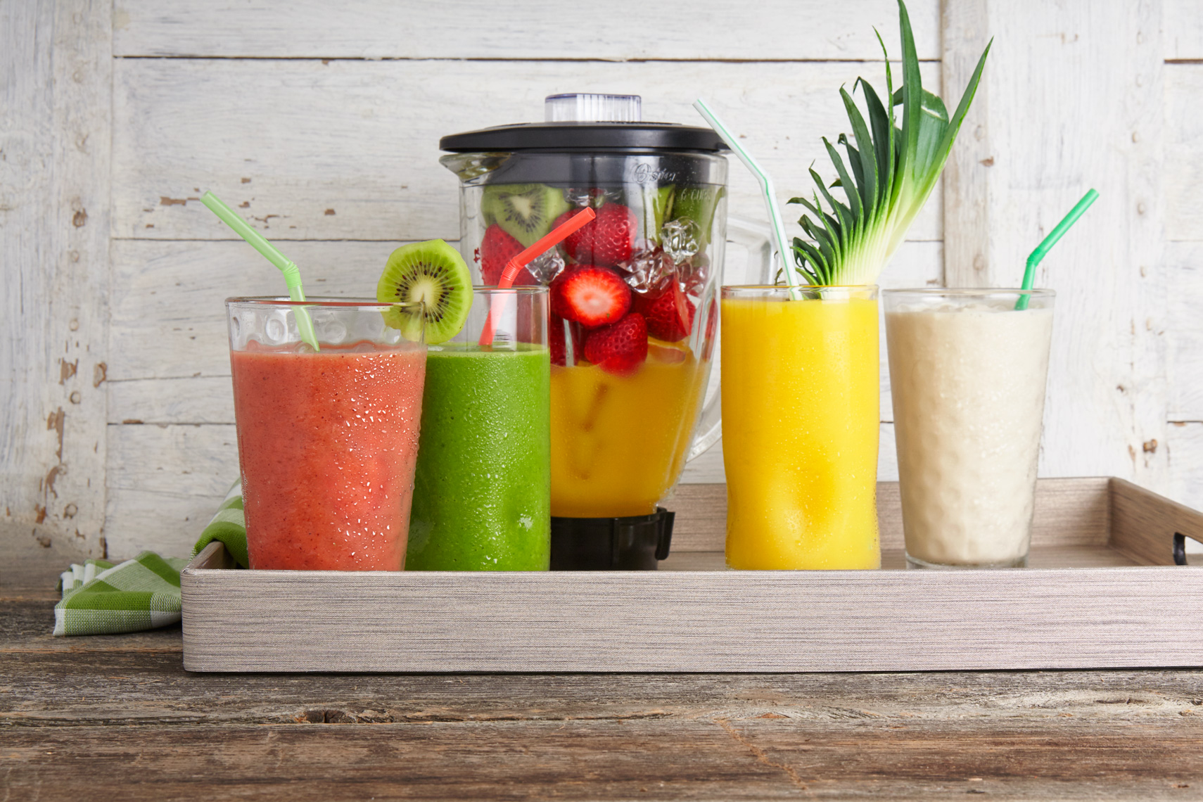 4-Smoothies-Blender