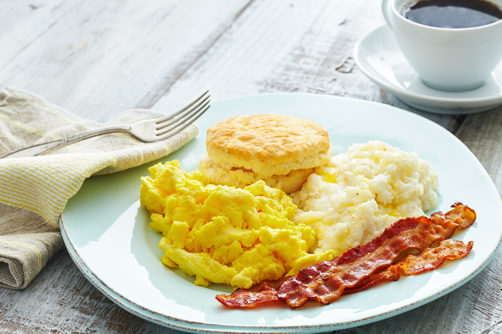 Biscuitville-Scrambled-Eggs-Bacon-Grits-Biscuit