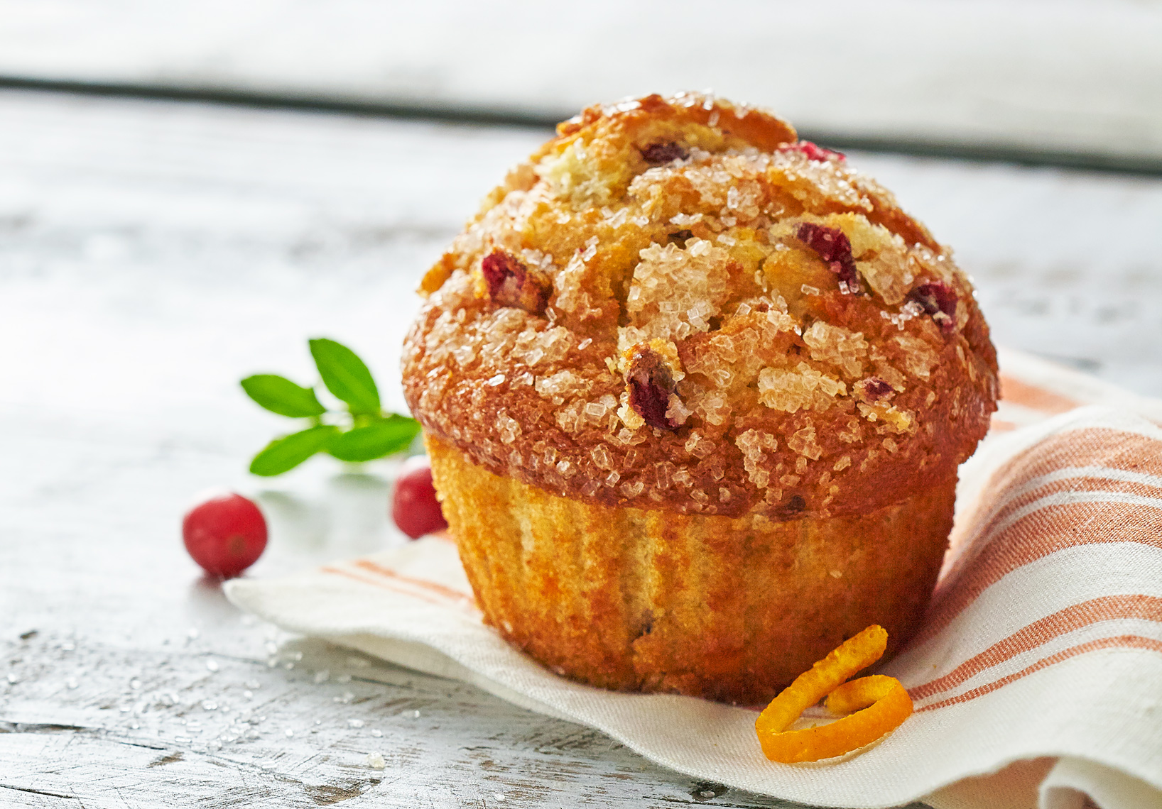 Cranberry-Orange-Muffin